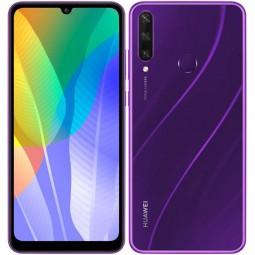 (Išpakuota) Huawei Y6P 3/64GB DS, Phantom Purple -...