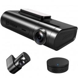 Xiaomi DDPAI X2S Pro 2K 1440p + 720p Dash Camera - vaizdo...