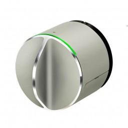 Danalock V3 Zigbee Euro išmanioji durų spyna, sidabrinė