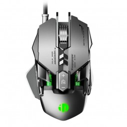 Inphic PG1 Wired Gaming Mouse, 7200 DPI, 7 Keys, RGB,...