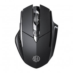Inphic PM6 2.4G Wireless Mouse, 1600 DPI, Silent, Black -...