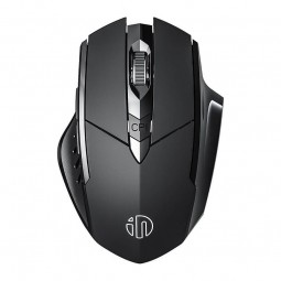 Inphic PM6BS Bluetooth and 2.4G Wireless Mouse, 1600 DPI,...