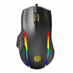 Inphic PG7 Wired Gaming Mouse, 10000 DPI, 7 Keys, RGB,...