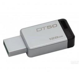 Kingston DataTraveler 50 128GB  USB 3.1, Metal, Silver /...