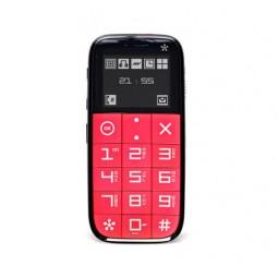 Just5 CP10S mobilusis telefonas, rožinis