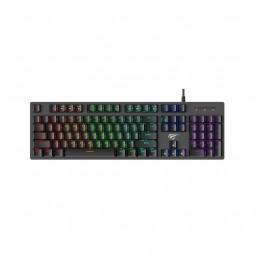Havit GAMENOTE KB858L Mechanical Keyboard, 104 Key, RGB,...