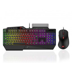 Havit GAMENOTE KB852CM Gaming Set 2in1 Keyboard + Mouse,...