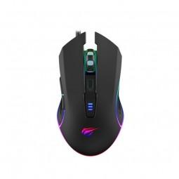 Havit GAMENOTE MS1018 Gaming Mouse, 3200 DPI, 7 Key, RGB,...
