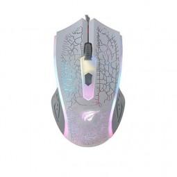 Havit GAMENOTE MS736 Gaming Mouse, 1200 DPI, 4 Key, White...