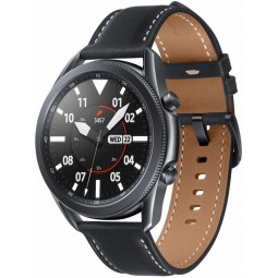 Samsung Galaxy Watch 3 45 mm R840 Mystic Black išmanusis...
