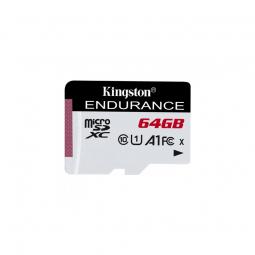 Kingston microSDXC 64GB High Endurance UHS-I U1 95MB/s...