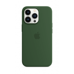 Apple iPhone 13 Pro Silicone Case with MagSafe - Clover...