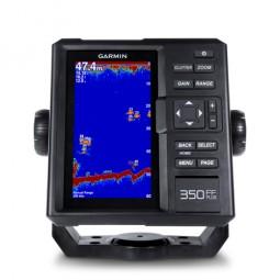 Garmin Fishfinder FF 350 Plus echolotas su XDCR sonaru