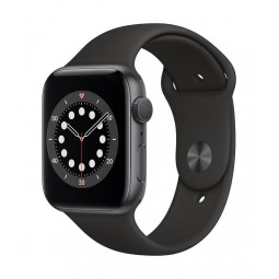 Apple Watch Series 6 GPS, 44mm Space Gray Aluminium Case...