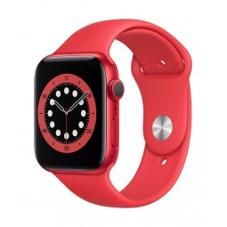 Apple Watch Series 6 GPS, 44mm PRODUCT(RED) Aluminium...