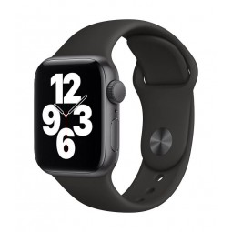 Apple Watch SE GPS, 40mm Space Gray Aluminium Case with...