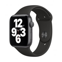 Apple Watch SE GPS, 44mm Space Gray Aluminium Case with...