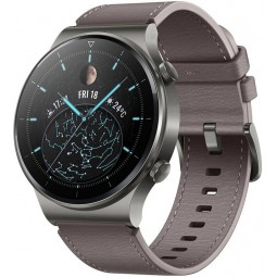 Huawei Watch GT 2 Pro 46mm Titanium Grey išmanusis laikrodis