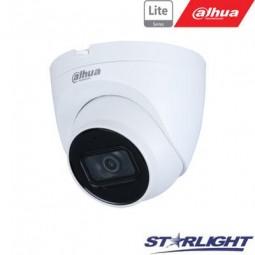 Dahua 2MP IP kamera kupolinė, Starlight, IR iki 30m,...