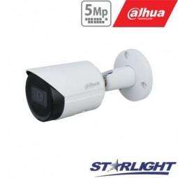 Dahua 5MP IP kamera cilindrinė, Starlight, IR iki 30m,...