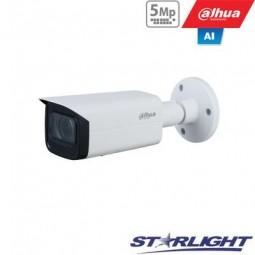 Dahua 5MP IP kamera cilindrinė, Starlight, LXIR iki 60m,...