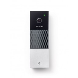 Netatmo Smart Video Doorbell išmanusis durų skambutis su...