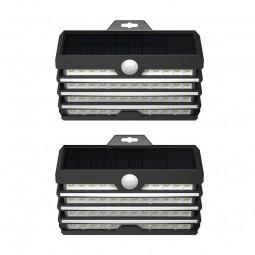 Baseus External solar LED lamp lauko šviestuvas su saulės...