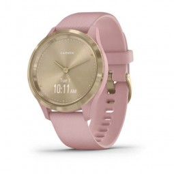 Garmin vivomove 3S Sport 39mm Light Gold / Dust Rose,...