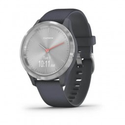 Garmin vivomove 3S Sport 39mm Silver / Granite Blue,...