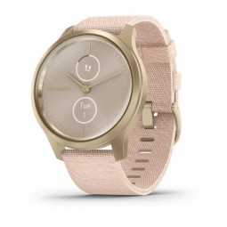 Garmin vivomove Style 42mm Light Gold / Blush Pink,...