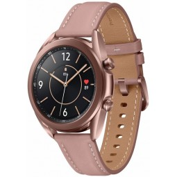 Samsung Galaxy Watch 3 41mm R850 Mystic Bronze išmanusis...