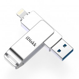 iDiskk 64GB iPhone iPad USB 2.0 U001