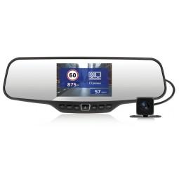 Neoline G-TECH X27 vaizdo registratorius veidrodyje su...