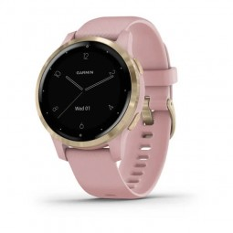 Garmin vivoactive 4S 40mm Light Gold / Dust Rose,...