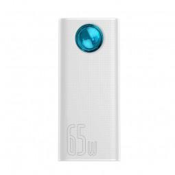 Baseus Amblight 30000mAh 65W PD3.0 QC3.0 greito įkrovimo...