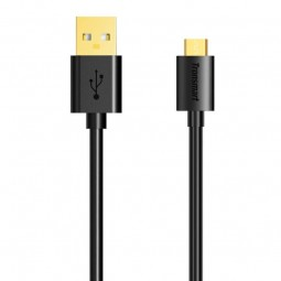 Tronsmart Micro UAB MUS03 2.4A 1m kabelis, aukštos...