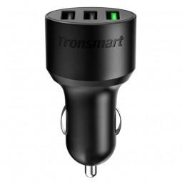 Tronsmart C3PTA 3x USB QC 3.0 3A 42W automobilinis...