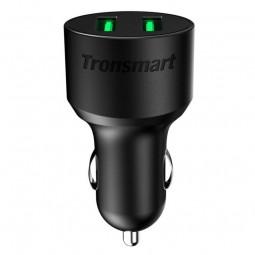 Tronsmart CC2TF 2x USB QC 3.0 3A 36W automobilinis...