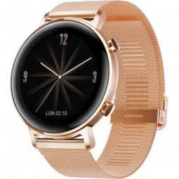 Huawei Watch GT 2 42mm Gold Metal išmanusis laikrodis