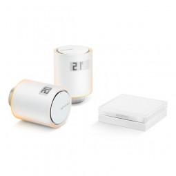 Netatmo Starter Pack Smart Valves išmaniųjų termostatinių...