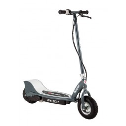 Razor E300 Electric Scooter Mate Gray - elektrinis...