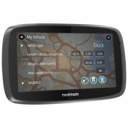 TomTom GO PRO 6200 GPS navigacija sunkvežimiams