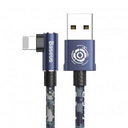 Baseus Camouflage Mobile Game 2.4A 1m kabelis,...